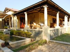 Dawsons Game and Trout Lodge.  At the foot of the Nelshoogte pass in Mpumalanga, only a 3.5 hour drive from Johannesburg, lies a spectacular home of luxury offering magnificent accommodation, superb cuisine and impeccable service. Just 8 individually styled deluxe rooms with spacious Victorian-style bathrooms, percale linen, handpicked antique furniture, a walk-in closet and private terrace are just a few examples of the attention to detail found at Dawsons. www.dawsonslodge.co.za