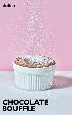 Soufflés don't have to be something you fear. Aside from this being one of our all-time favorite chocolate desserts, preparing it is surprisingly easy.