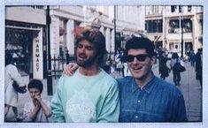 George en Anselmo