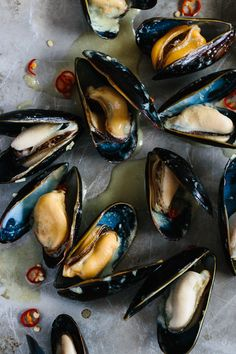 Mussels are one of the unsung heroes of the seafood counter