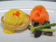 Start your day with best cuisine.. Egg benedict..  Book your Cuisine with us at www.theroyalsantrian.com email. : info@theroyalsantrian.com  Luxury Beach Villa, Tanjung Benoa Bali,Indonesia