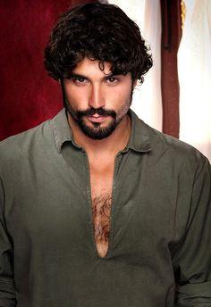 Alex Garcia Fernandez, actor