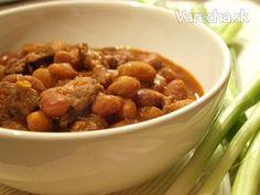 Etlı barbunya alebo turecké národné jedlo Beef, Food, Bulgur, Meat, Essen, Meals, Yemek, Eten, Steak