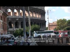 The Roman Colosseum: THE Iconic Stadium of the World