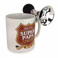 Géant comme votre papa ! une tasse aux dimensions hors normes !