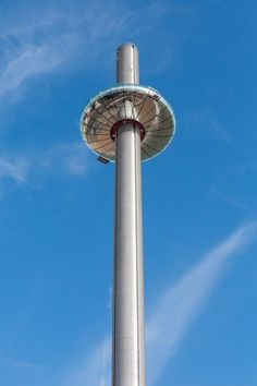 British Airways i360 pod, Brighton, 2016 - Marks Barfield Architects
