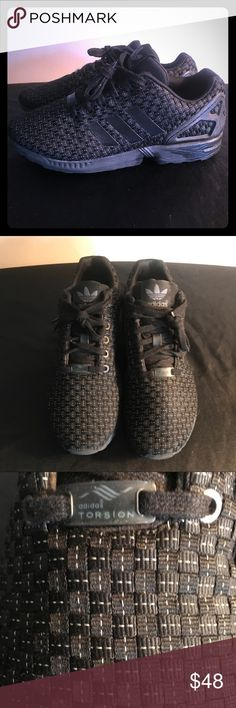 Adidas Torsion Primeknit Excellent Condition, bought recently, love em, not quite new, but pretty close. I take care of my shoes, Awesome shoe. There 8.5 but feel closer to a 9 adidas Shoes Sneakers