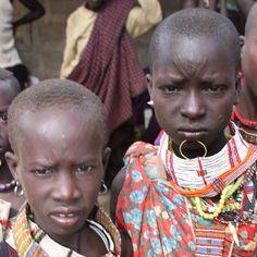 South Sudan Toposa Girls