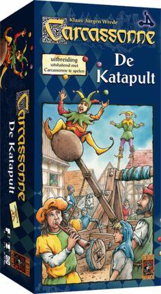 999 Games Carcassonne: De Katapult. http://www.carcassonne-winkel.com/999-games-carcassonne-de-katapult.html