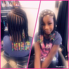 hairstyles in two hairstyles with ribbon hairstyles african hairstyles on curly hair hairstyles video tutorial hairstyles ponytails hairstyles ponytails braided hairstyles Little Girl Braid Styles, Little Girl Braid Hairstyles, Kid Braid Styles, Little Girl Braids, Girls Natural Hairstyles, Natural Hairstyles For Kids, Baby Girl Hairstyles, Kids Braided Hairstyles, Braids For Kids
