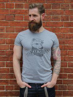 Opinion you bearded bear facial gay right! like