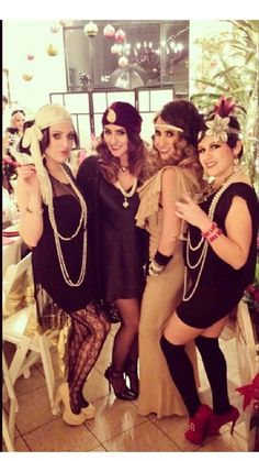 1920s theme party