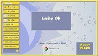 Edu.fi - Matematiikan erityisopetuksen aihioita (Flash), 0-10.