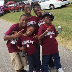 Good times at #aamuhomecoming2k15! #CollegeBoundBabies