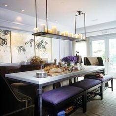 luxe + lillies: A Peak of Purple