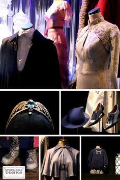 Warner Bros Studio Tour : dans les coulisses d'Harry Potter - Yummy Planet Harry Potter Film, Harry Potter Cosplay, Warner Bros Studios, Hunger Games, Films, Tours, Costumes, World, Travel