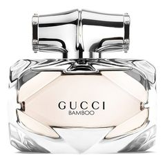 Women's Gucci 'Bamboo' Eau De Toilette (350 RON) ❤ liked on Polyvore featuring beauty products, fragrance, perfume, makeup, fillers, beauty, cosmetics, detail, embellishment and no color