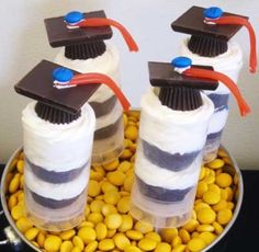 best-cake-push-pops DIY Grad Cap, cake push pops are popular and super easy when you know how.