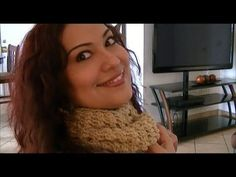 How To Crochet A Round Scarf Step By StepTutorial