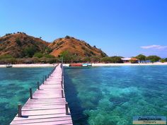 Kanawa Island Flores Indonesia.