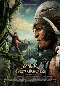 Jack, el Caza #gigantes. Así se presenta la nueva película de nuestra #cartelera / Genero: Acción-Aventura,  Duración: 110', Calificación: +7 años / disfrútala en el C.C. #El Saler