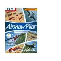 "Just Flight Just Flight pc DVD-ROM Airshow Pilot (JFF000922)  Airshow Pilot is all about accurate precision flying at air shows whether in an aerobatic Extra a passenger airliner or a Hawk fast jet trainer - in fact you can fly any aircraft that you have installed in FSX! Whether you want to perform Loops Cuban Eights Rolls and Immelmanns in a dedicated aerobatic aircraft like the Extra fly a fast "" low display pass along the crowd line in an huge Airbus or perform in an Arrow or Diamond…"