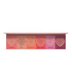 Love Flush Blush Wardrobe Long Lasting 16-hour Blush - Too Faced Cosmetics - #toofaced