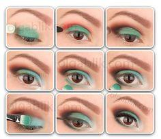 summer makeup #ColorsOfSummer