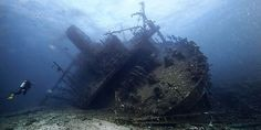 Urban Ghosts10 Haunting Shipwrecks & Maritime Graveyards Around ...