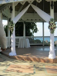 Wedding Location Sandals Grande Riviera, Ocho Rios, Jamaica