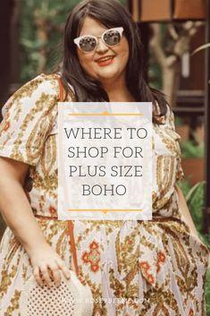 Plus Size Boho - roseybeeme Plus Size Boho<br> Plus Size Boho fashion favorites. Today on Roseybeeme, we are showing you where to find boho styles in extended sizes. Curvy Fashion, Boho Fashion, Plus Size Fashion, Steampunk Fashion, Gothic Fashion, Fashion Styles, Crochet Penguin, Boho Plus Size, Plus Size Bohemian Dresses