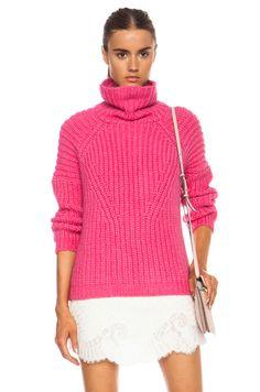 Ulla Johnson Severine Alpaca-Blend Sweater