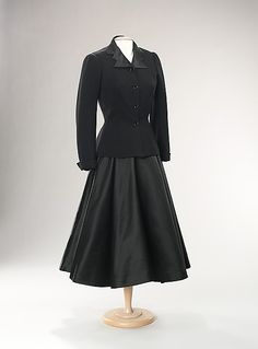 Evening suit fall/winter 1947