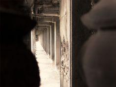 Entre pierres et fresques. Cambodge, temples d'Angkor, juillet 2013