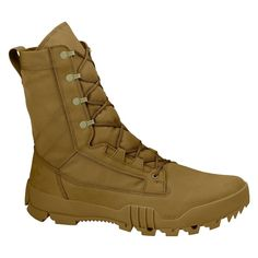 "Color: Coyote  Size: 9  NIKE 8"" SFB Jungle  Top want"