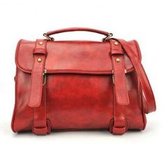 $10.69 Fashion and Laconic Solid Color Covered Bag For Women