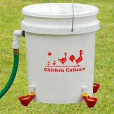 ncludes everything needed for an effective installation Affordable Most economical waterer kit Diy Chicken Coop Plans, Portable Chicken Coop, Best Chicken Coop, Chicken Coop Designs, Backyard Chicken Coops, Building A Chicken Coop, Chicken Runs, Chickens Backyard, City Chicken