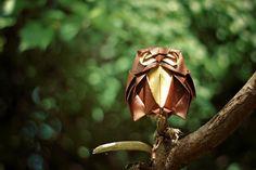 Les 30 Origami les plus incroyables, l'art du pliage | Buzzly