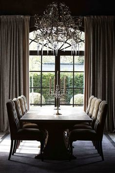 South Shore Decorating Blog: dining rooms