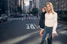 Europe Fashion Men's And Women Wears......: MANGO HITS THE NEW YORK STREETS FOR…