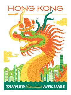 Eric Tan - Fly Hong Kong