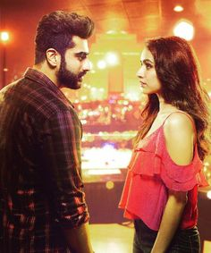 Love this guys😘 Indian Celebrities, Bollywood Celebrities, Bollywood Actress, Arjun Kapoor, Shraddha Kapoor, Bollywood Couples, Bollywood Stars, Half Girlfriend Full Movie, Cute Love Stories
