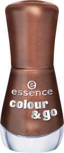 colour & go nail polish 124 wanna say hello - essence cosmetics