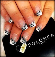 #gelnails #nailgel #frenchnails #naildesign #nailart #nails #manicure #instanails