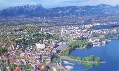 Vorarlberg on Lake Constance
