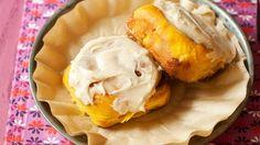 Overnight Pumpkin Spice Rolls-