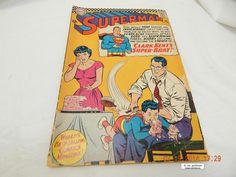 SUPERMAN! #192! JAN. 1967! DC NATIONAL COMICS! GOOD! NOT GRADED! AS IS!