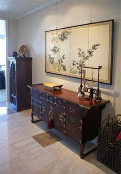Traditional Interior Design Ideas For A Beautiful Home Decor, Asian Decor, Asian Home Decor, Asian Furniture, Interior, Home Decor, House Interior, Room Decor, Home Decor Furniture