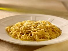 Black Kettle`s Pasta with Garlic Butter