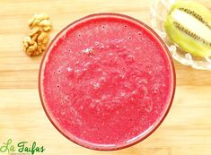 Smoothie Pentru Ficat din Sfeclă și Nuci Health And Wellness, Health Fitness, In Natura, Juice Smoothie, Pavlova, Healthy Life, Watermelon, Deserts, Food And Drink